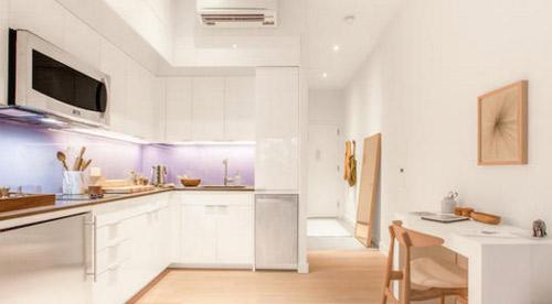 想独居的人越来越多 纽约推出首家微型公寓