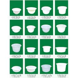 塑料汤杯、汤碗类