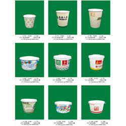 纸杯、纸碗类