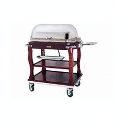 双层豪华烤牛扒车/牛肉车 烘焙器具
