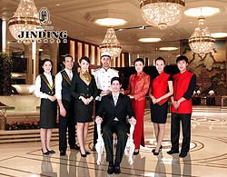 酒店制服系列