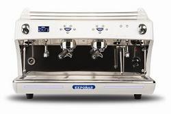 双头三锅炉咖啡机