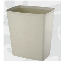 LZH-F028大号方形阻燃垃圾桶