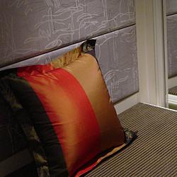 床上布草-靠枕
