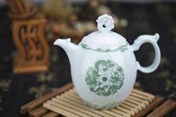 """""""腾龙""""文化茶具"""