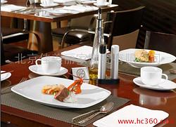 镁质强化瓷3-成套餐具
