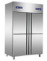 2012新款冰箱四门双机双温冰箱