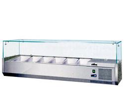 沙拉台DBS1500G-商用冰箱