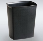 抽袋式方形阻燃垃圾桶