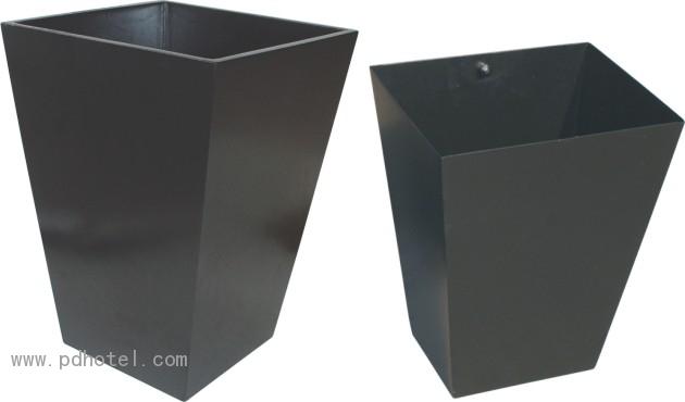 LJT090 木制梯形垃圾桶