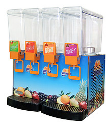 10L四缸双温饮料机