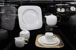 酒店陶瓷-成套餐具
