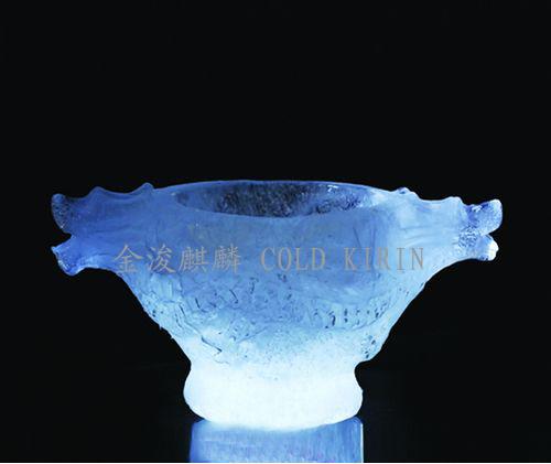 龙杯-盐雕冰雕