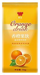 味全香橙果味粉速溶固体饮料-其他