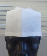 生态棉厨工帽