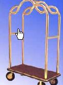 铜行李车 2