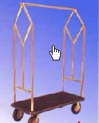 铜行李车 3