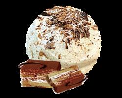冰激凌:提拉米苏