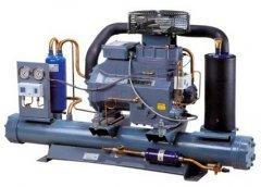 德国谷轮水冷式冷凝机组