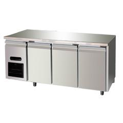 星级型工作台冷柜