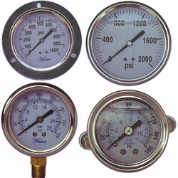 液体震压力表