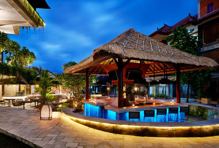 巴厘岛库塔福朋喜来登酒店