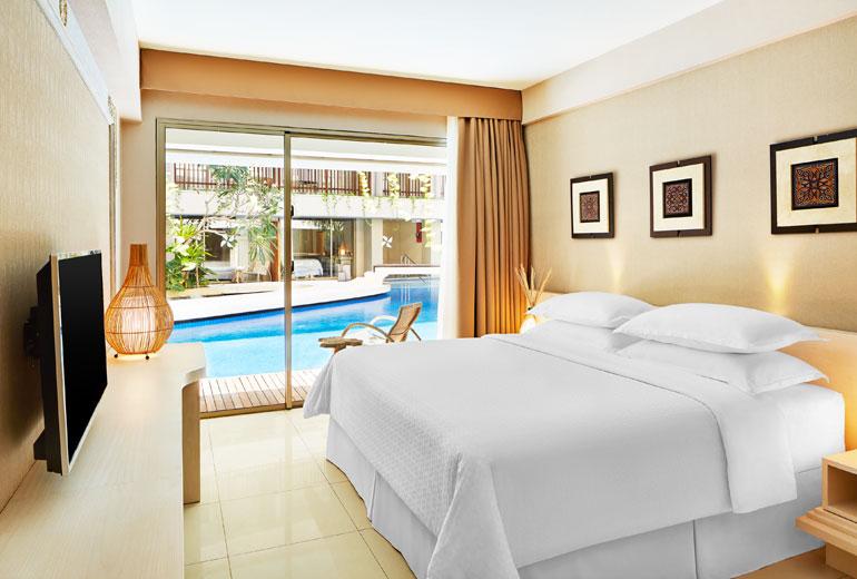 巴厘岛库塔福朋喜来登酒店 :蜜月度假好去处