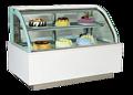 A6双弧蛋糕展示柜