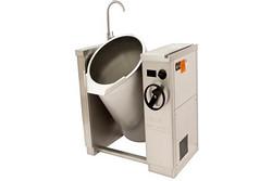 电磁可倾汤锅