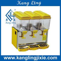 12L 三缸冷饮机