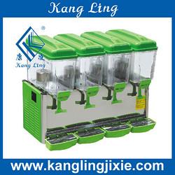 12L 四缸冷热饮料机