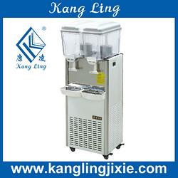 12L 立式果汁机 双缸 冷热搅拌喷淋