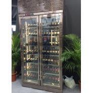 豪华立式红酒展示冷柜