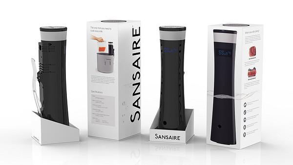 美国Sansaire低温煮食机
