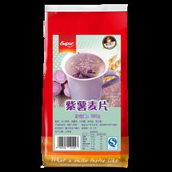 超级紫薯麦片