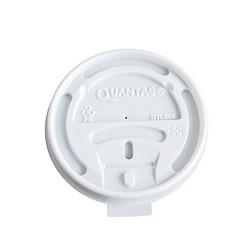 热杯杯盖-白色平盖-80