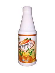 发酵胡萝卜汁