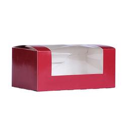 贴窗生日蛋糕盒