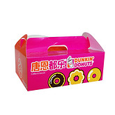 甜甜圈外带盒
