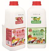 果肉饮料(果汁+牛奶系列)