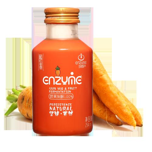 胡萝卜酵素饮料254ml