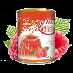 树莓发酵果味冻750ml