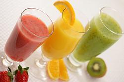 助消化果汁套餐