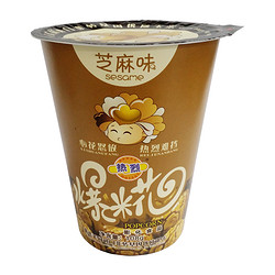 热烈球形芝麻甜味爆米花108克