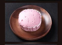紫薯味奶香蒸蛋糕