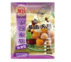 芋圆(香芋味、 紫薯味、绿茶味、地瓜味)