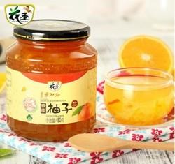 花圣蜂蜜柚子茶