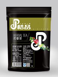 精制茗茶 花草茶类 玫瑰乌龙茶