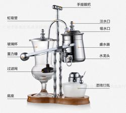 帝国皇家比利时咖啡壶