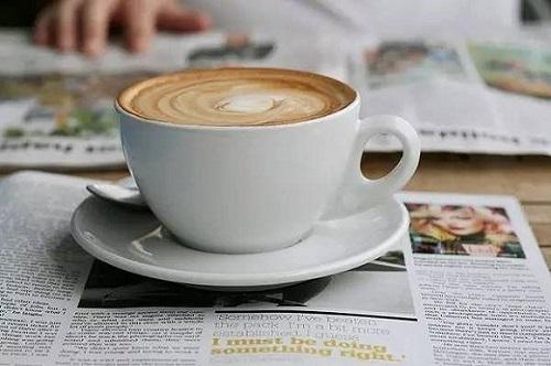 红遍欧美的星巴克馥芮白咖啡来了